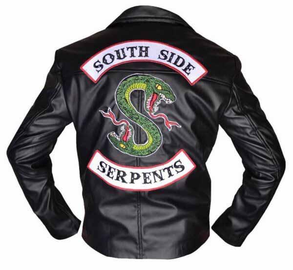 Buy Jughead Riverdale Southside Serpents Men Women Biker Leather Jacket