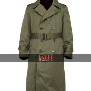 Men Women Military US Army M-51 Cotton Long Overcoat