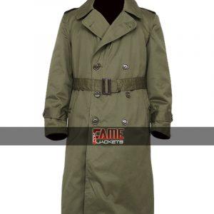 Men Women Military US Army M-51 Cotton Long Overcoat