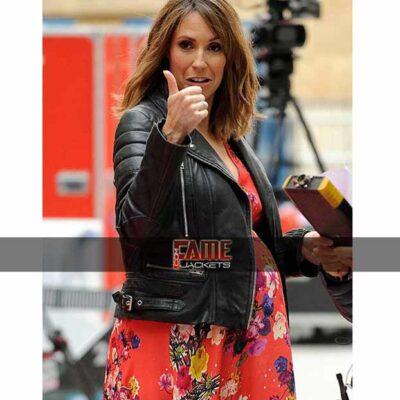 $50 Of on Alex Jones Pregnancy Leather Jacket