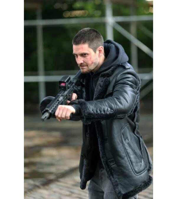 Punisher Leather Jacket Sale Online