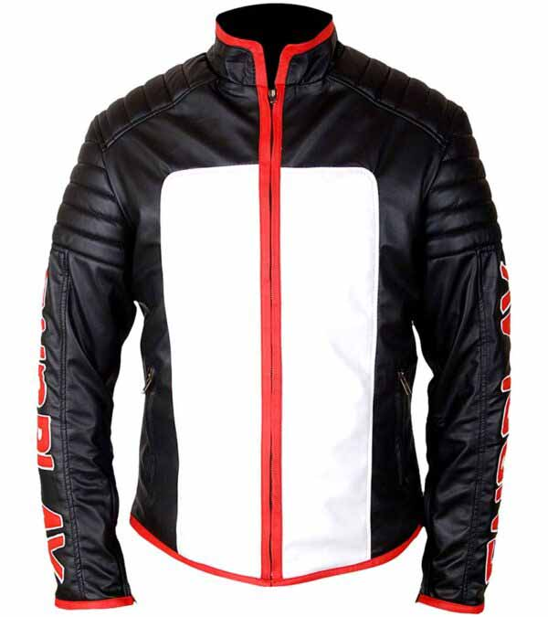 $40 Off on Mister Terrific Michael Holt Faux Leather Jacket