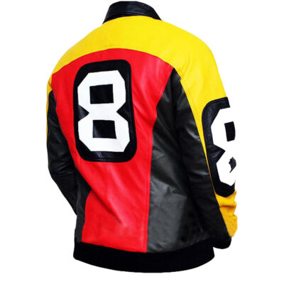 Buy Seinfeld Michael Hoban Where MI 8 Ball Pool Bomber Jacket