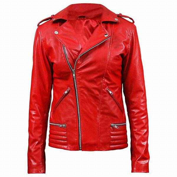 Madelaine Petsch Southside Serpents Ladies Leather Jacket