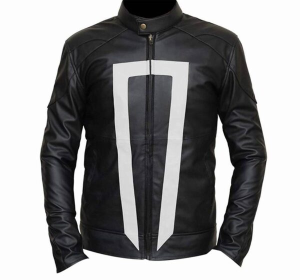 Buy Men's Black Leather Jacket