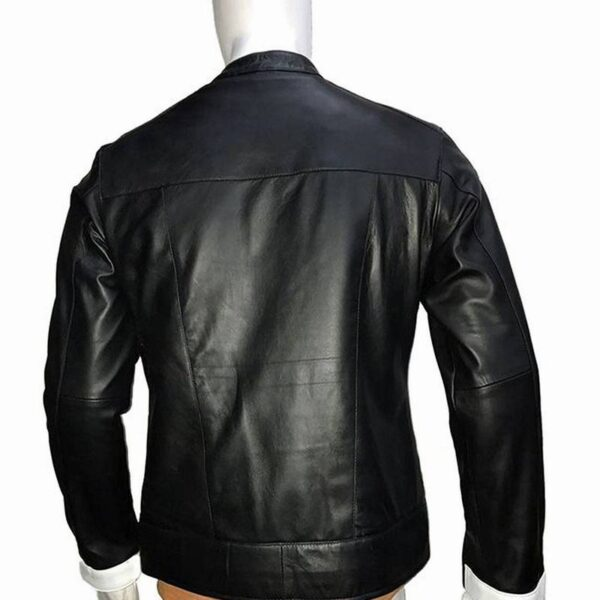 Buy Agents Of Shield Ghost Rider Gabriel Luna Black Leather Jacket