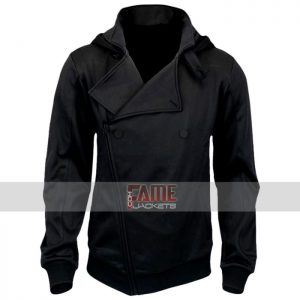50% Off on Assassins Creed Callum Lynch Black Hoodie