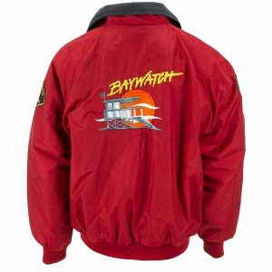 Buy BayWatch Bomber Jacket at $50 Off