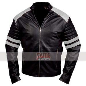 Buy Tyler Durden Fight Club Leather Jacket