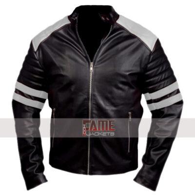 Buy Tyler Durden Fight Club Leather Jacket