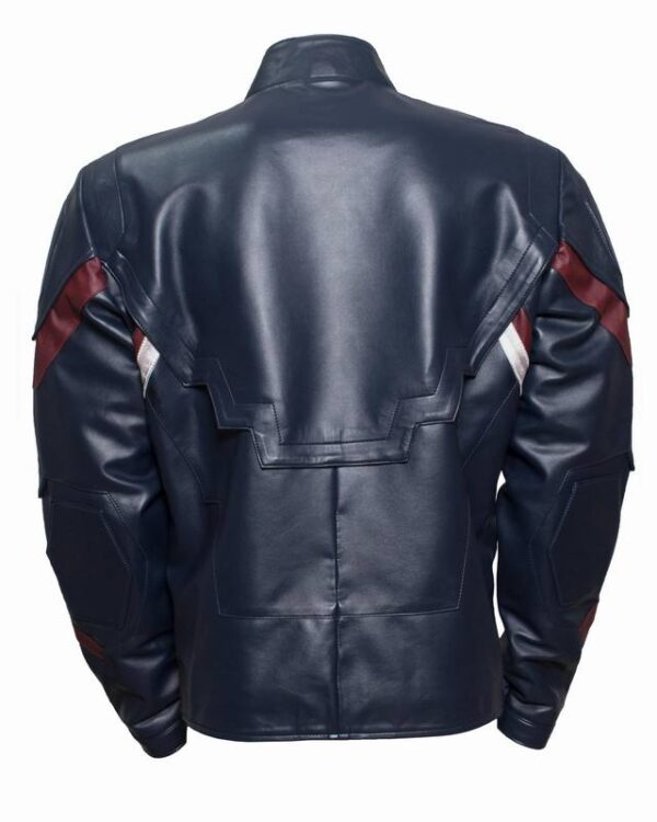 Buy Captain America Avengers Infinity War Leather Jacket