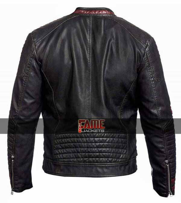 Men's Mass Effect N7 Genuine Leather Jacket Sale