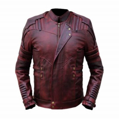Buy Star Lord Jacket of Peter Quill in Genuine Leather at $95 off Sale