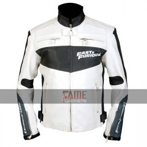 Buy Vin Diesel Leather Jacket at 50% Off Sale