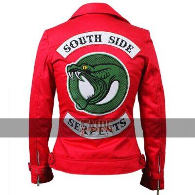 Buy Women's Riverdale Serpent Jacket at $99