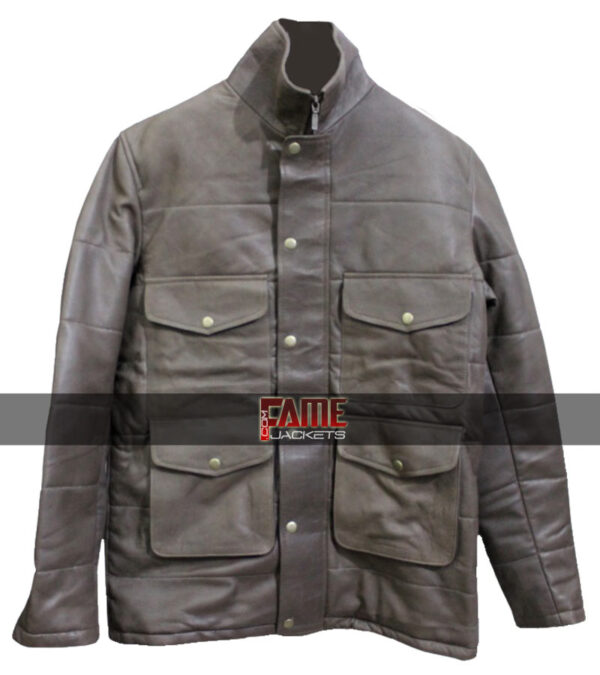 Danny Rand The Defenders Casual Real Leather Jacket