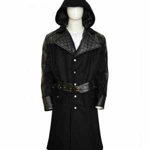 Assassin Creed Long Wool Trench Over Coat