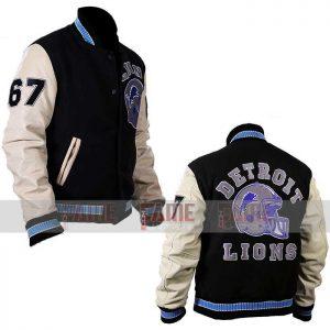 Beverly Hills Cop Eddie Murphy Detroit Lions Jacket