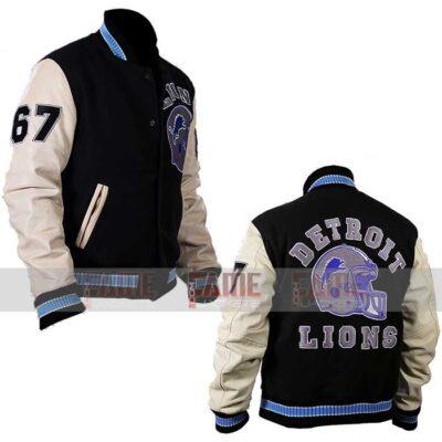 Purchase Varsity Letterman College Baseball Jacket | Detroit Lions Jacket