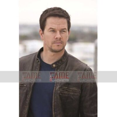 Contraband Mark Wahlbergs Slim Fit Distressd Jacket On Sale