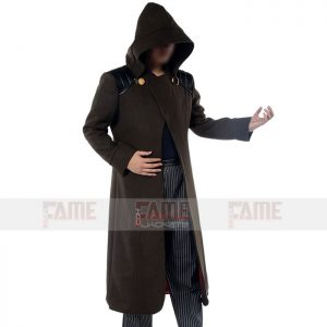 Men winter Wool Coat