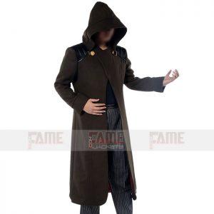 Men winter Wool Coat