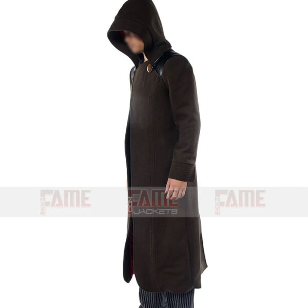 Wool Winter Coat For Men