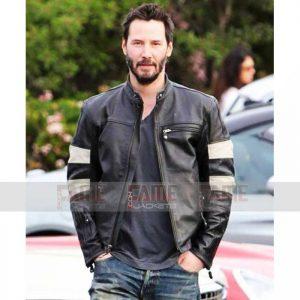 Buy Mens Black Leather Motorcycle Jacket