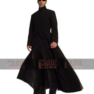Buy Matrix 4 Trench Coat of Neo 2021