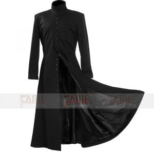 Mens Black Winter Coat
