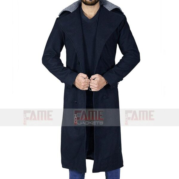 Mens Wool Winter Coat Sale