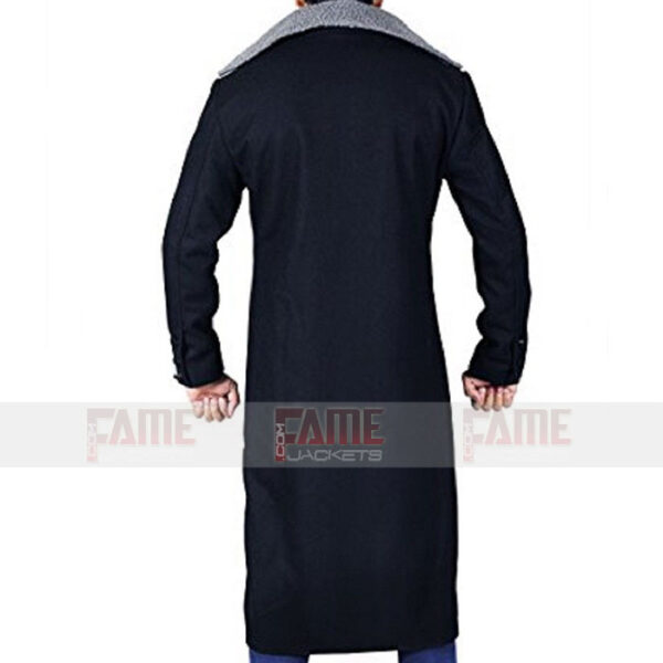 Winter Wool Coat For Men