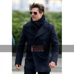 Mens Wool Winter Coat