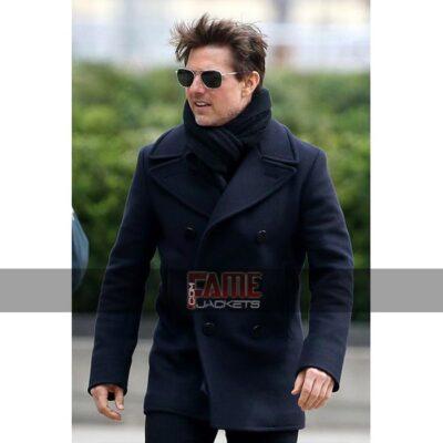 Mens Wool Winter Coat