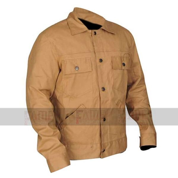 A star Is Born Bradley Cotton Jacket For Men