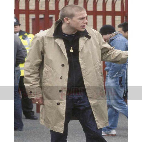 Pete Green Street Hooligans Charlie Hunnam Coat On Sale