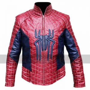 Spider Man Home Coming Movie Leather Costume