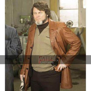 Karl Weathers Fargo Real Tan Brown Mens Winter Coat